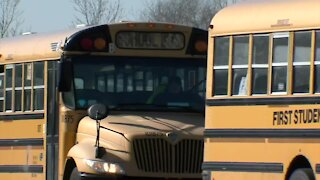 Gov. Kathy Hochul announces plan to address statewide school bus driver shortage