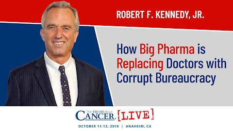 How Big Pharma is Replacing Doctors with Corrupt Bureaucracy   Robert F. Kennedy, Jr. at The [...]