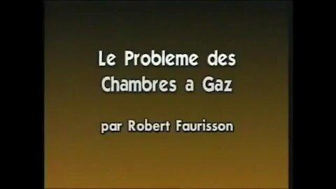 Le Probleme des Chambres a Gaz par Robert Faurisson
