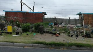 SOUTH AFRICA - Cape Town - Pollution around Lansdowne Station (Video) (7op)