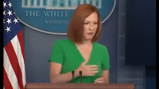 """Psaki: If you're banned from one platform for """"misinformation"""", you should be banned from all"""