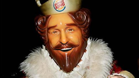 Strange Times at the Burger King