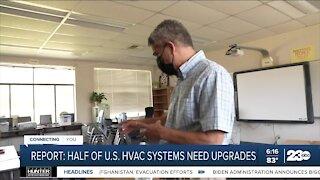 Report: Half of U.S. HVAC systems need upgrades