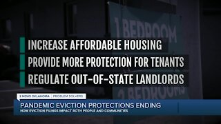 Pandemic Eviction Protections Ending