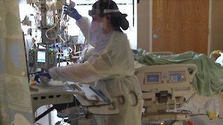 COVID-19 cases are still on the rise in mid-Michigan