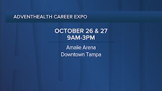AdventHealth looking to fill nearly 1,000 jobs at 2-day career fair