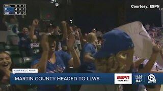 Martin County Little League headed to Williamsport