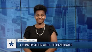 A Conversation with the Candidates: India Walton
