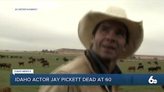 Idaho actor dies suddenly on set of a new movie
