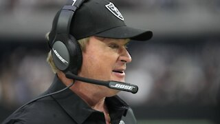 Jon Gruden Resigns After Racist Comments Surface