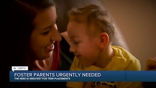 Foster Parents Urgently Needed