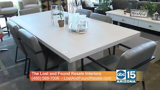 A seat at the table? The Lost and Found Resale Interiors can help make sure you have plenty of seating for your guests for the holidays