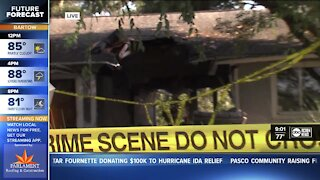 Several injured after car crashes into house in Pinellas County