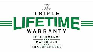 Triple Warranty // Gutter Helmet