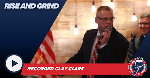 Lyrical Miracle - Rise and Grind recorded by Clay Clark