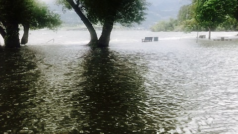 Kelowna flooding Disaster