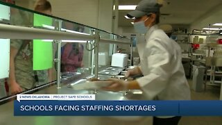 Schools Facing Staffing Shortages