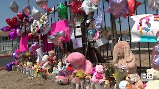 Phoenix mother accused of drugging, killing young daughters