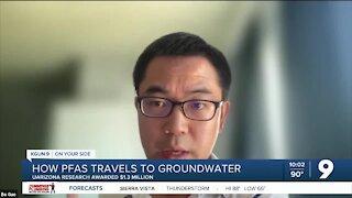 UArizona studies how PFAS travels to groundwater