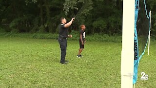 BPD Commissioner Harrison hopes National Night Out feel becomes the norm