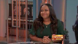 FOX47 News Yasmeen Ludy - 10/20/21