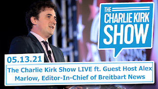 How Biden Bungled COVID & More ft. Guest Host Breitbart EIC Alex Marlow   The Charlie Kirk Show LIVE