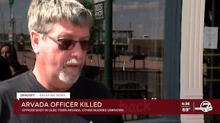 'It's too close to home': Olde Town Arvada business owner sheltered people during shooting