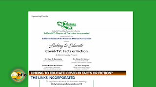 Linking to COVID-19 Facts or Fiction Seminar