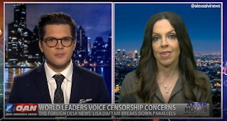 After Hours - OANN Global Censorship with Lisa Daftari
