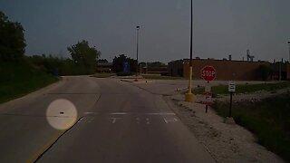 MCTS driver helps turtle cross road in Oak Creek