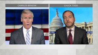 NBC's Chuck Todd on former President Trump's impeachment