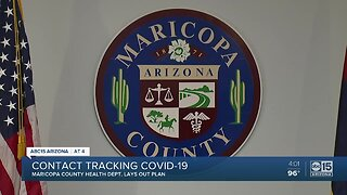 Contact tracing for COVID-19 in Maricopa County