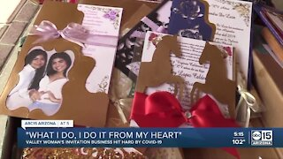 Polio, breast cancer survivor fighting to keep small business during COVID-19