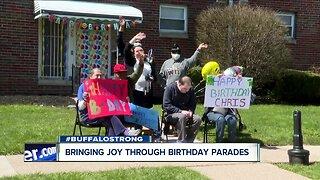 Community Services for Every1 providing joy through birthday parades