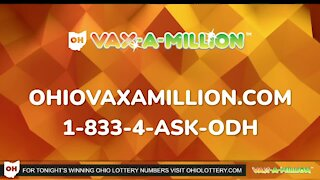 Woman from Hancock County wins Ohio's fourth Vax-a-Million drawing