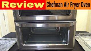 Chefman Air Fryer Oven Review