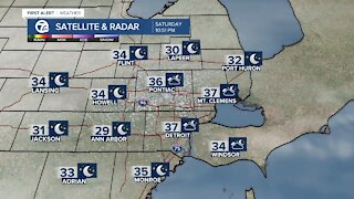 Snow expected for Sunday morning