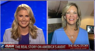 The Real Story - OAN Future of Elections with Dr. Kelli Ward