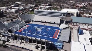 Boise State football players can return to campus for voluntary workouts on June 1
