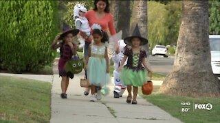 FMPD celebrates Halloween