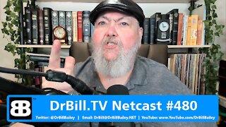 DrBill.TV #480 - The Google Chromecast and Clonezilla Edition!