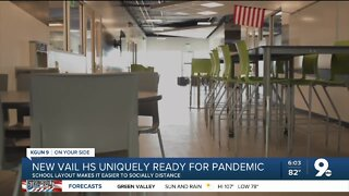 New HS uniquely ready for pandemic
