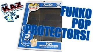 Funko Pop Protectors Unboxing