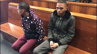 Angel pleaded with gunmen before fatal shot, PE court hears (8Jc)