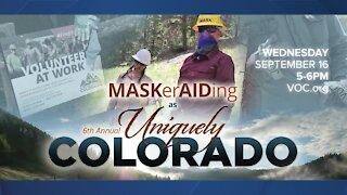 MASKerAIDing as Uniquely Colorado