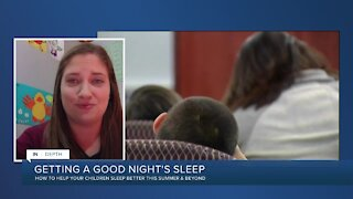 Sleep and your kids: The importance of making sure your kids get a good night's sleep