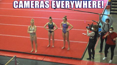 Gymnastics Competition Preparation | Whitney Bjerken