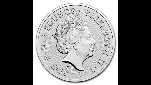 What is up with trading Britain and Silver