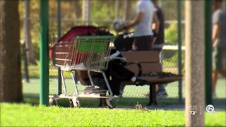 Number of seniors facing homelessness on the rise in Palm Beach County