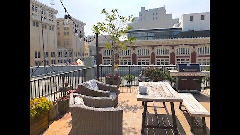 Live/Work Los Angeles Loft Apartments For Sale